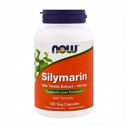 Now Foods, Now Foods, Silymarin, Milk Thistle Extract, 150 mg, 120 Veg Capsules