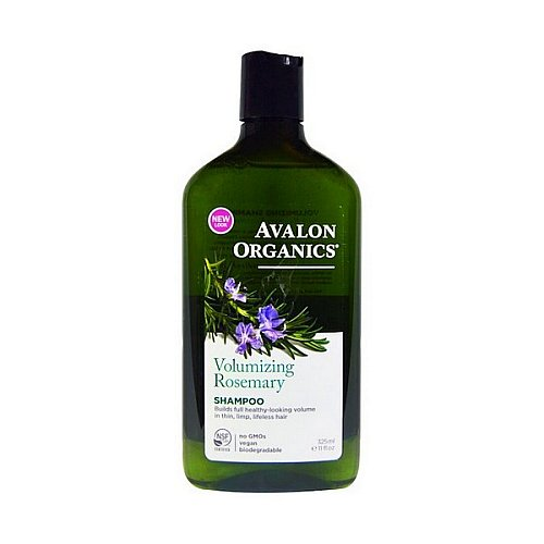 Avalon Organics, Shampoo, Volumizing, Rosemary, 11 fl oz (325 ml)