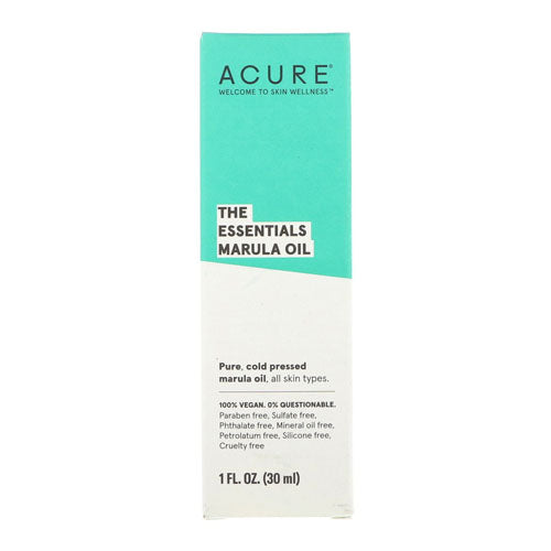 Acure, The Essentials Marula Oil, 1 floz (30ml)