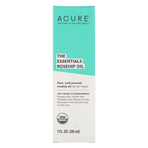 Acure, The Essentials, Rosehip Oil, 1 floz (30ml)