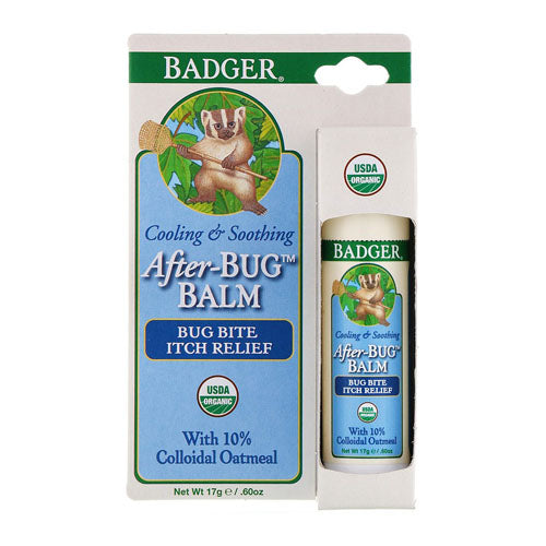 Badger Company, Cooling & Soothing, After-Bug Balm, .60 oz (17g)