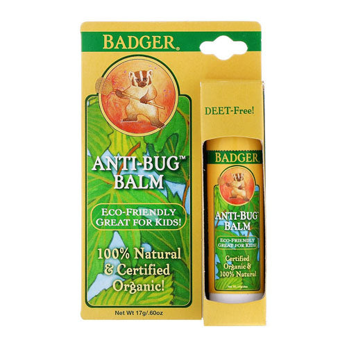 Badger Company, Anti-Bug Balm, 0.60 oz (17g)