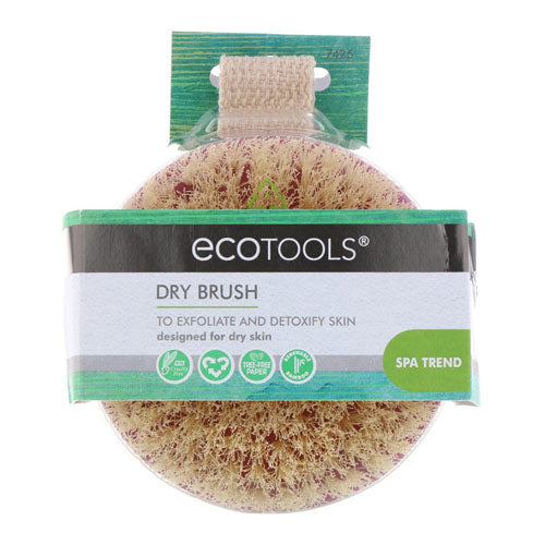 EcoTools, Dry Brush (designed for dry skin), 1 Brush