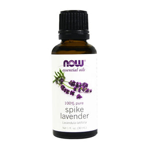 Now Foods, Essential Oils, Spike Lavender, 1 floz (30ml)