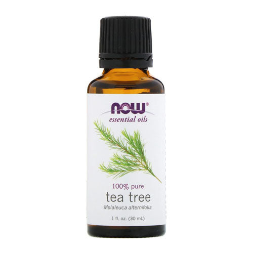 Now Foods, Essential Oils, Tea Tree, 1 floz (30ml)