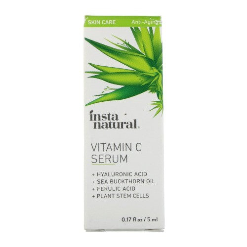 InstaNatural, Vitamin C Serum, Anti-Aging, 0.17 floz (5ml)