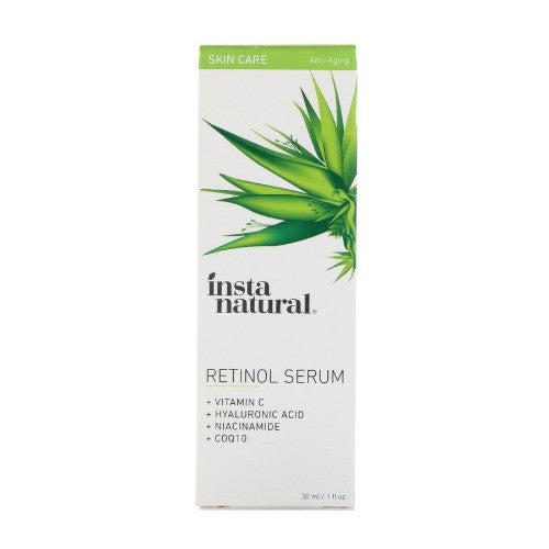 InstaNatural, Retinol Serum, Anti-Aging, 1 floz (30ml)