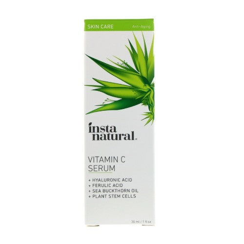 InstaNatural, Vitamin C Serum, Anti-Aging, 1 floz (30ml)