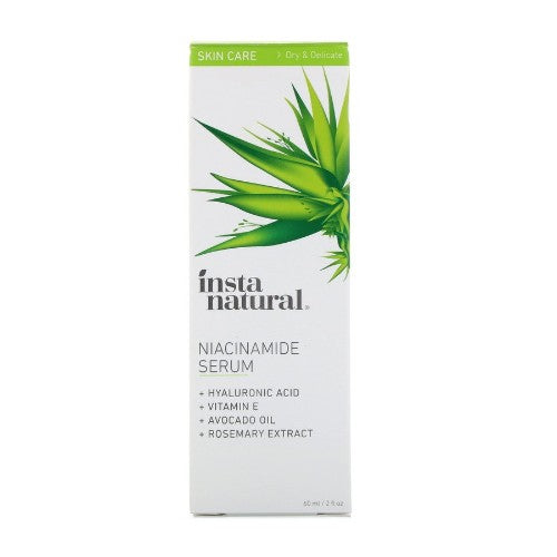 InstaNatural, Niacinamide Serum, 2 floz (60ml)