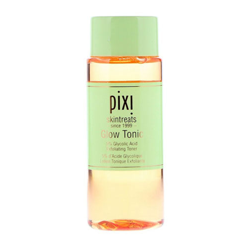 Pixi Beauty, Skintreats, Glow Tonic, Exfoliating Toner, For All Skin Types, 3.4 floz (100ml)