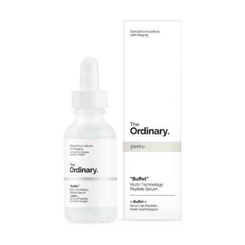 The Ordinary Buffet Serum 30 mL