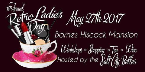The First Annual Retro Ladies Day!