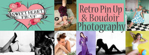 Meet & Book with Sweet Heart Pinup Photography
