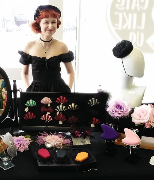 2020/4/25 | Across Lots Hair Adornment Pop Up Shop!