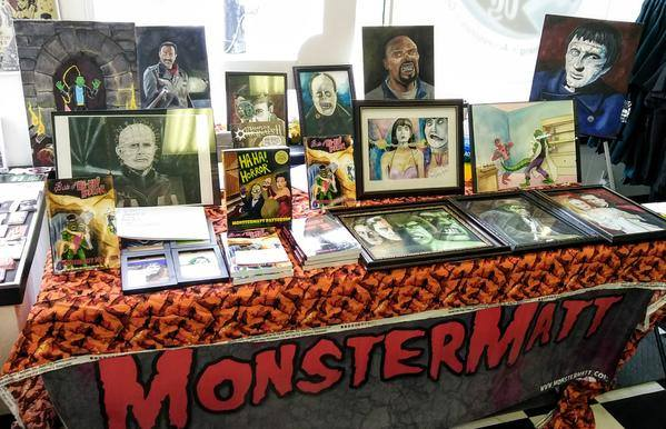 2019/10/26 | Meet & Greet with Monstermatt!