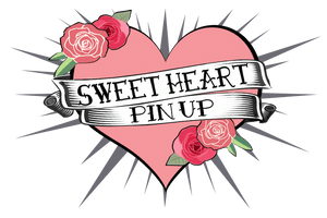 Behind The Scenes at Sweet Heart Pinup Studio