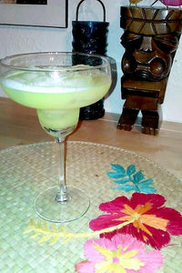 Retro Cocktail Recipe : The Shamrock-arita