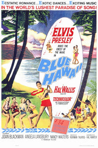 Retro Movie Fashion : Blue Hawaii