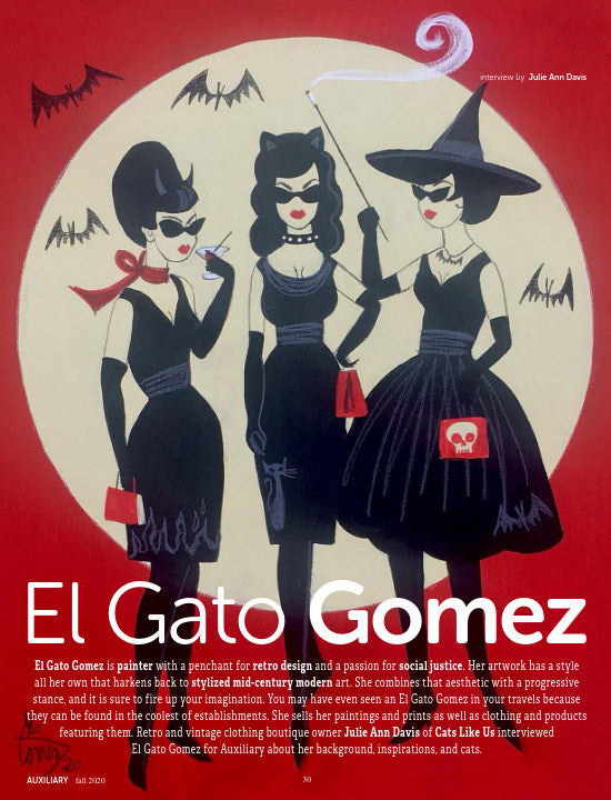 El Gato Gomez Interview