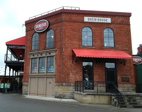 Genesee Brewhouse in Rochester, NY