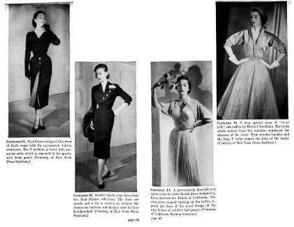 50s how to dress book