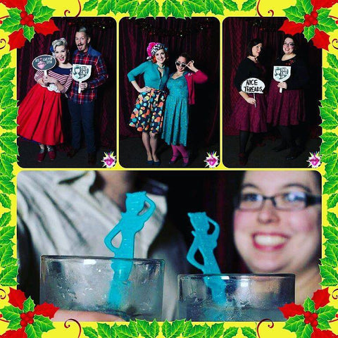 Christmas in the City Swing Dance by Sweetheart Pinup Studio