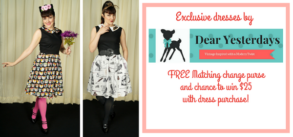 Dear Yesterdays Retro Dresses