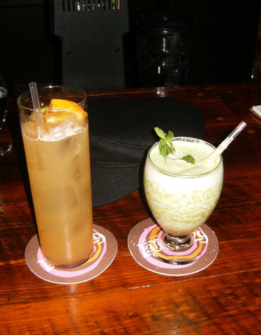Drinks at Latitude 29 in New orleans
