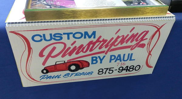 Pinstriping by Paul