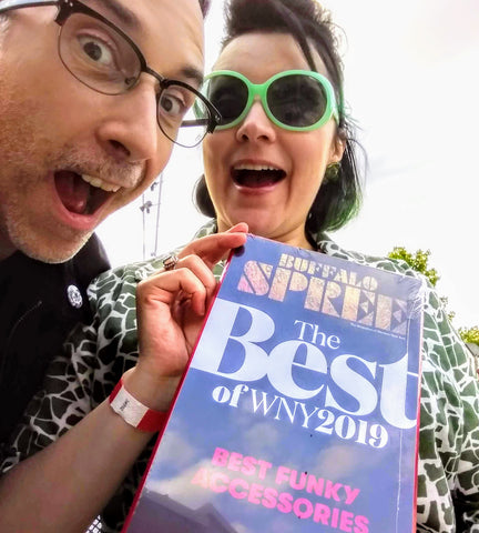 Cats Like Us won a Best Of WNY award from Buffalo Spree!