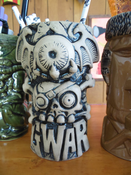 GwarBar Tiki mug The Rusty Flamingo