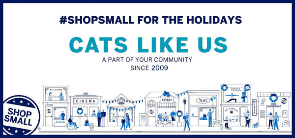 Shop Small Business CATerday!