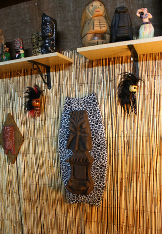 CLU Home Tiki Bar Series: The Hut Witco piece