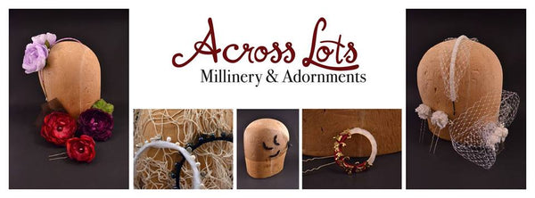 Across Lots Hair Adornment Showcase