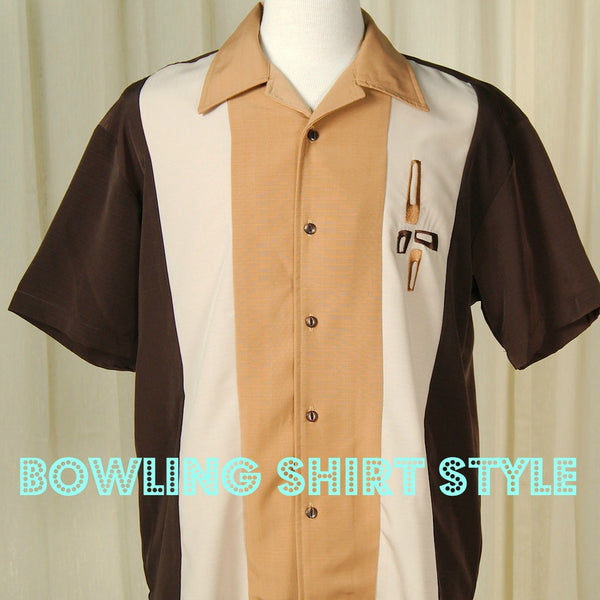 c971f0ac97d Mens Retro Style: What To Wear With A Bowling Shirt – Cats Like Us