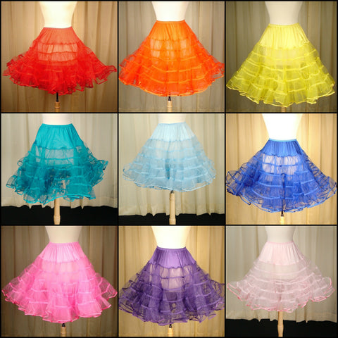 Crinoline Colors