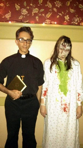 The Exorcist Halloween Costume