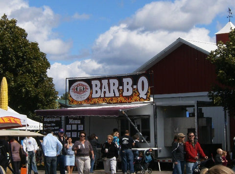 The Great Pumpkin Farm bbq