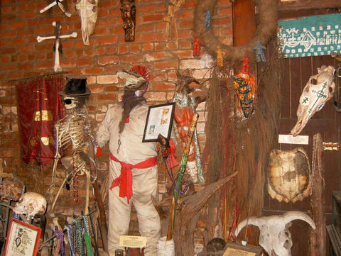 VooDoo Museum, French Quarter, New Orleans, LA