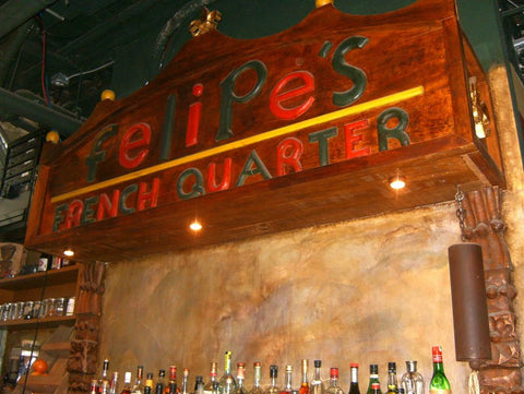 Felipe's Taqueria in the French Quarter, New Orleans
