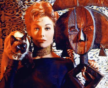 Kim Novak in Bell Book & Candle