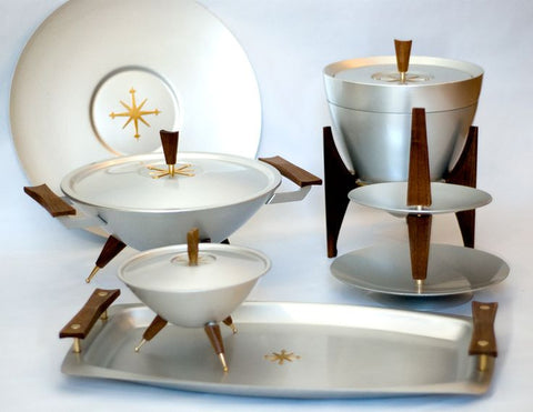 Mirro Medallion serveware