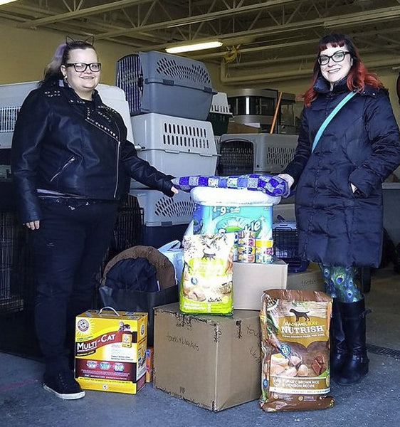 Cats Like Treate Event SPCA donations