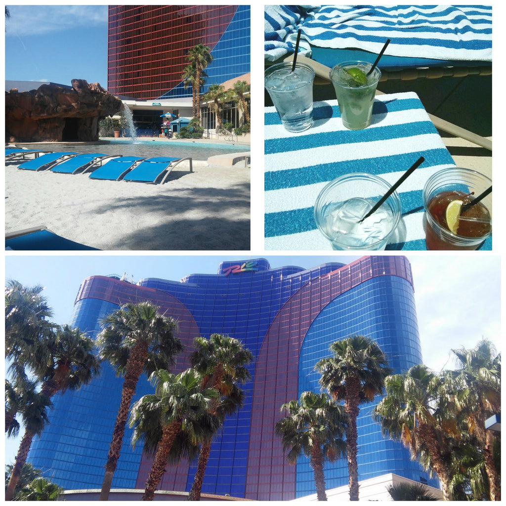 The Rio Hotel in Las Vegas