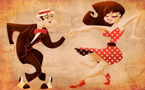 Christmas in the City Swing Dance