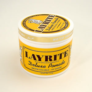 Original Layrite Hair Pomade (4oz) by Hawleywoods : Cats Like Us