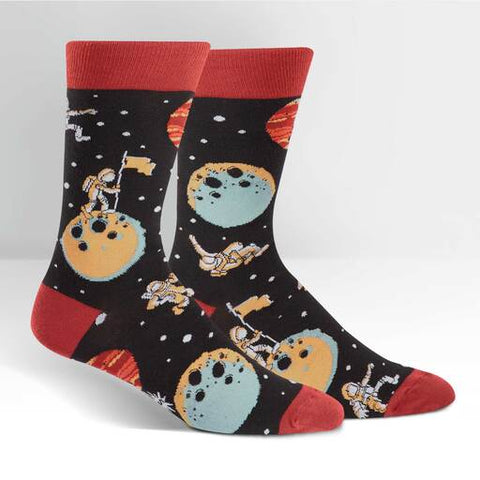 2001 Sock Space Odyssey Socks