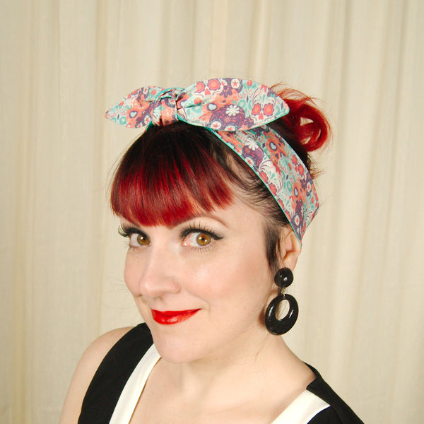 Sweet Sugar Skulls Hair Tie by Krampus Cuties : Cats Like Us