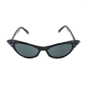 Hot Rod Black Cat Eye Sunglasses by Cruisin USA : Cats Like Us