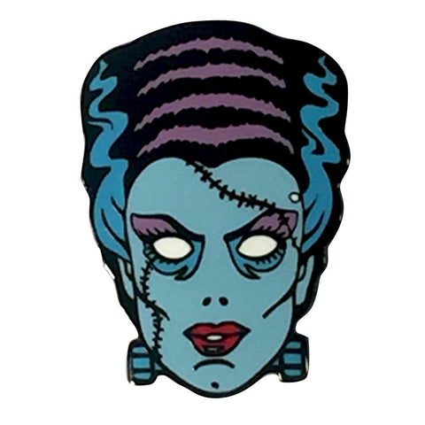 Nightmare Bride Pin